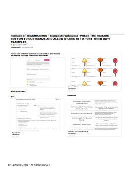 Fig. 19 Infer with text evidence. - Notice & Note Signposts - All 6 FiC & 5 NF.
