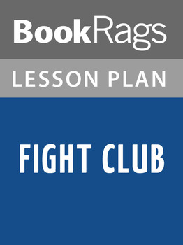 Fight Club Lesson Plans