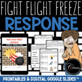 Fight-Flight-Freeze Response (lesson from Stress Demolition)
