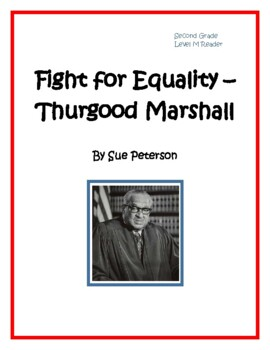 "thurgood marshalls fight for equality essay Equality one measure of equality suggested by the british sociologist th marshall is ""citizenship"" - the ""basic human equality associated with    full membership of a community"" african american history, from bondage through the civil rights movement, is often seen through the political lens as a struggle for citizenship and full."