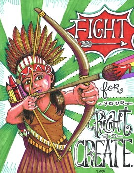 Fight for your Right poster