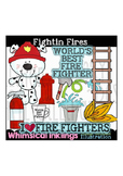 Fightin Fires Clipart Collection