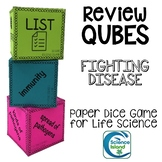 Fighting Disease REVIEW QUBES for Life Science