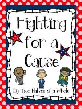Fighting For A Cause: Common Core Aligned (Domain 12)