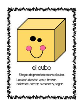 Figuras 3 dimensional: el cubo