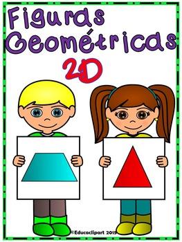 "Figuras Geométricas planas -"" Posters / flash cards"""