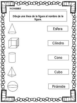 Figuras Geometricas 2D y 3D - Formas Geometricas (Free)