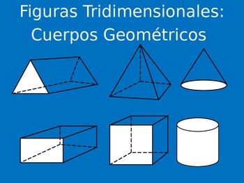 Figuras Geometricas Geometric Shapes Spanish