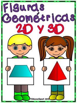 Figuras Geométricas 2D y 3D