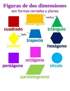 Figuras de dos dimensiones