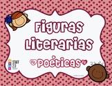 Figuras literarias (Poesía) Lenguaje figurativo. Español.
