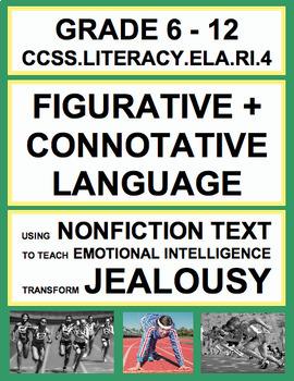 Figurative + Connotative Language with SEL Nonfiction Arti