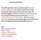Figurative Langauge Poem