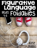 Figurative Language Foldables for Interactive Notebooks