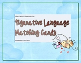 Figurative Language Matching Cards, Set 2