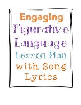 Figurative Language 2 Part Lesson Plan