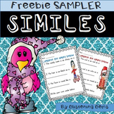 Christmas Figurative Language Activities - Freebie