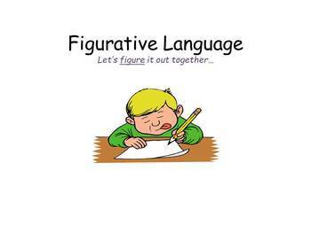 Figurative Language (PowerPoint)