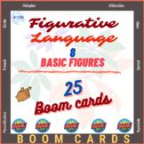 Boomcards Digital: Figurative Language : Understanding The Most Basic Figures