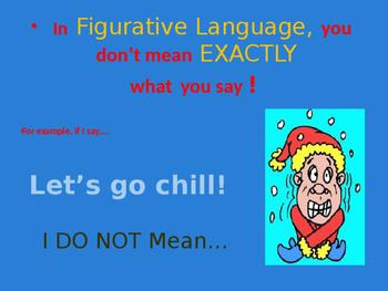 Figurative Language