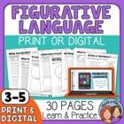 Figurative Language: Idioms, Similes, Metaphors, Hyperbole, Alliterations, etc.