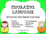 Figurative Language Task Cards