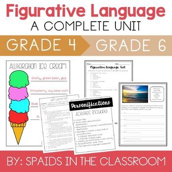 Figurative Language: A Complete Unit