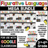 Figurative Language Activities MEGA BUNDLE