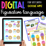 Figurative Language Activities for Google Slides
