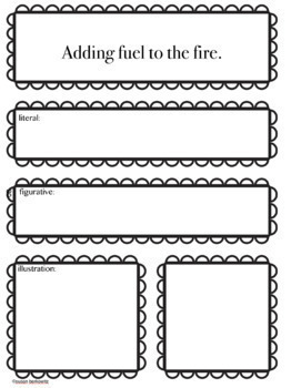 Figurative Language Activities for the book Amelia Bedelia's First Day of School