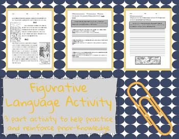 Figurative Language Activity