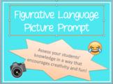 Figurative Language Activity - Picture Prompt