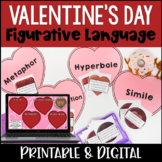 Figurative Language Activity {Valentine's Day Themed}