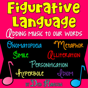 figurative language powerpoint by deb hanson teachers