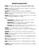 Figurative Language Analysis Sheet