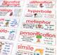 Figurative Language Word Wall Cards