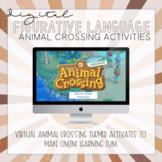 Figurative Language Animal Crossing Unit