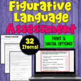 Figurative Language Assessment