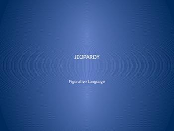 Figurative Language BINGO
