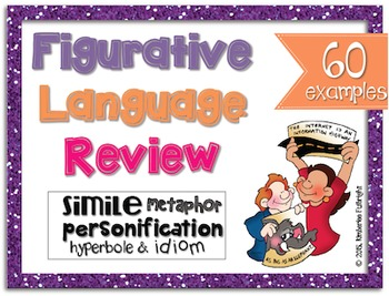 Figurative Language BUNDLE
