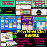 Figurative Language: A Bundle of Activities with Distance