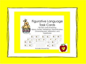 Figurative Language BUNDLE {3 products}