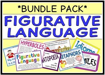 Figurative Language (BUNDLE PACK)