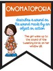 Figurative Language Banners Cute Kids Theme ~Color and Black & White~