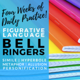 Figurative Language Bell Ringers