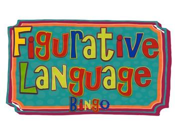 Figurative Language Bingo Activity!