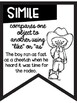 Figurative Language Black and White Banners Cowboy Theme ~Easy Printing~