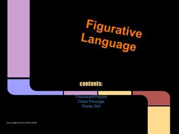 Figurative Language Bonus Pack