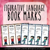 Figurative Language Book Marks