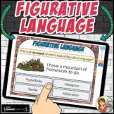 Figurative Language Boom Cards: Digital Task Cards